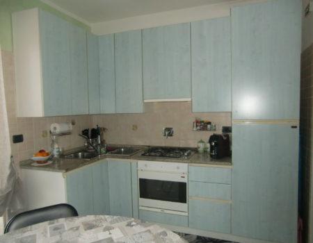 Strepitoso appartamento completamente arredato con piano mansardato